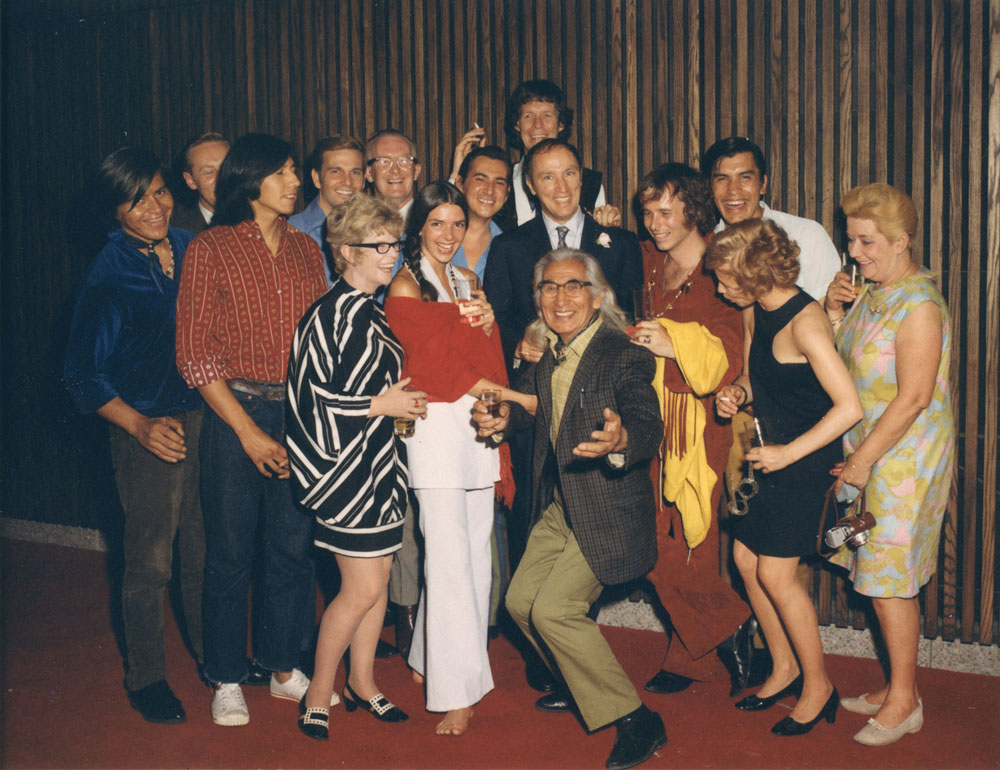 Cast of Rita Joe