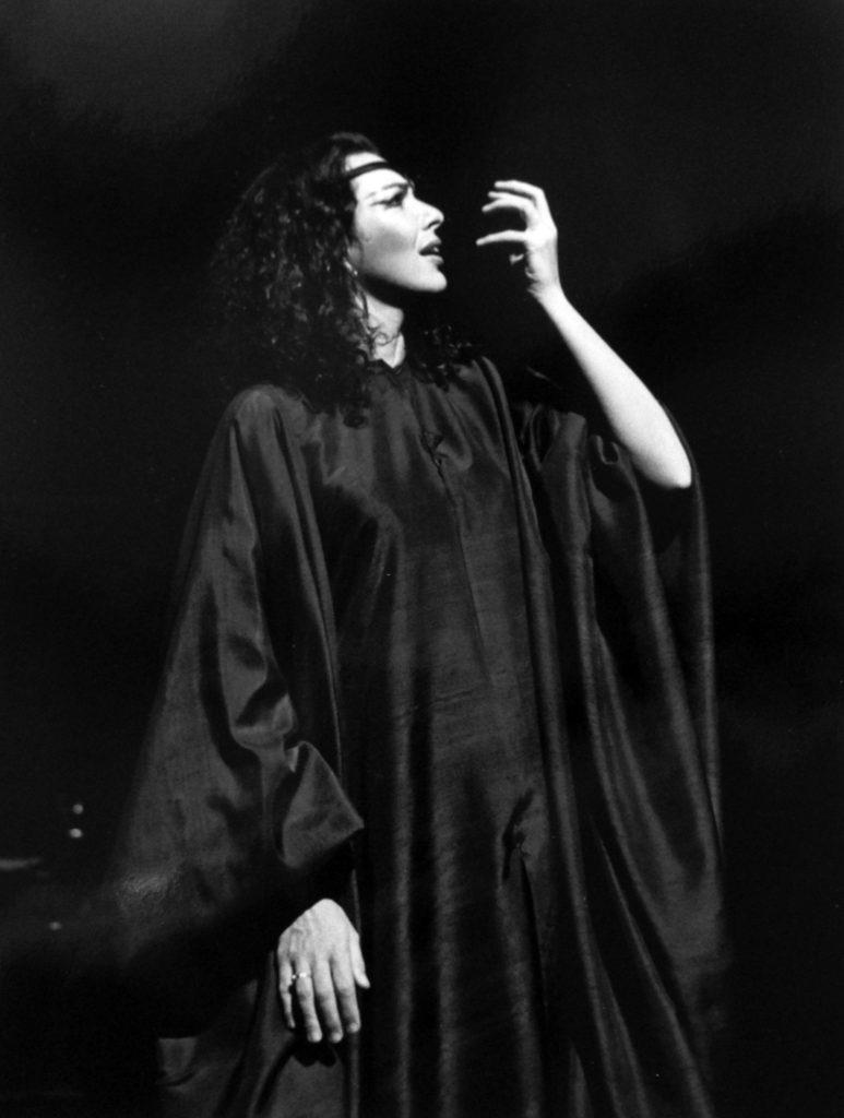 performing 9