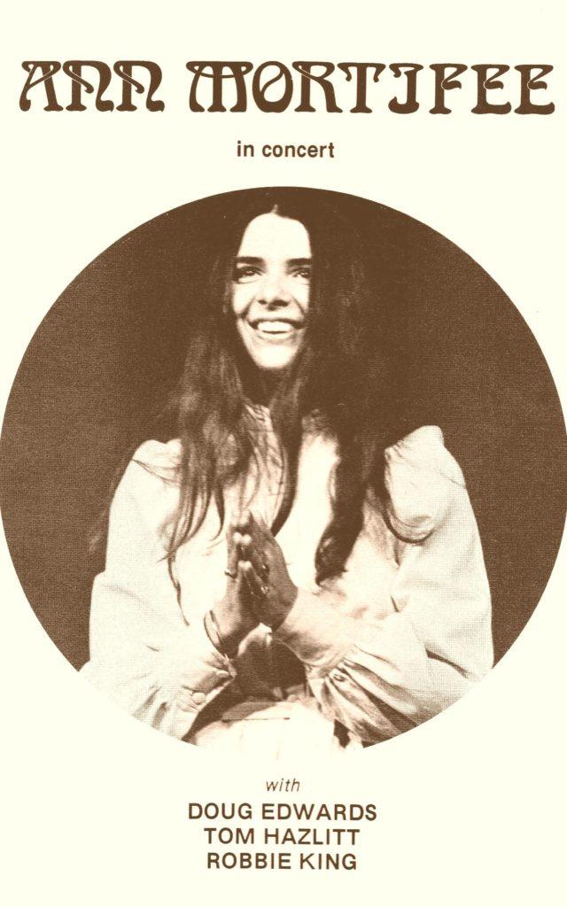 in-concert-1976-vintage ann Mortifee